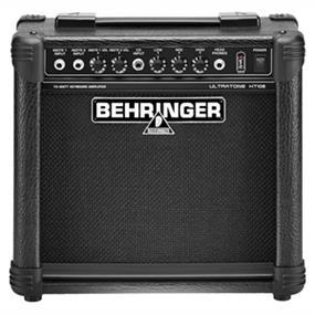"Behringer ULTRATONE KT108 - Ultra-Compact 15-Watt Keyboard Amplifier with VTC-Technology and Original 8"" BUGERA Speaker"