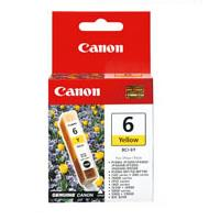 Canon BCI-6Y Yellow Color Ink Tank (4708A003)