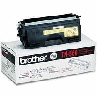 Brother TN560 Black High Yield Toner Cartridge