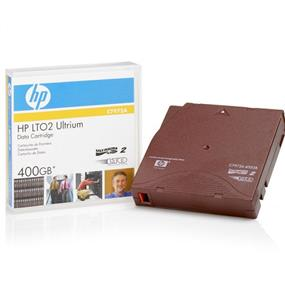 HP C7972a LTO2 200/400GB Ultrium Data Cartridge