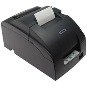 Epson TM-U220PB Receipt Printer (Parallel Interface, Cutter, Solid CV and PS-180 Power Supply) - Color: Dark Gray