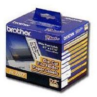 "Brother DK1203 - Die Cut File Folder labels (3-7/16"" x 2/3"")"
