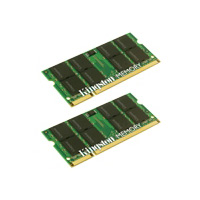 Kingston 4GB (2x2GB) DDR2 667MHz SODIMM System Specific Memory for Apple (KTA-MB667K2/4G)