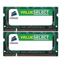 Corsair Value Select 8GB (2x4GB) DDR2 800MHz CL6 SODIMM (VS8GSDSKIT800D2)
