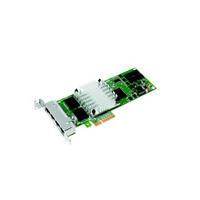 Intel (EXPI9404PTL) PRO/1000 PT Low Profile Quad Port Server Adapter, RJ45, 10/100/1000, PCI-e, 82571GB (Bulk Pack)