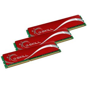 G.SKILL NQ Series 6GB (3x2GB) DDR3 1333MHz (PC3-10666)  Triple Channel Kit (F3-10666CL9T-6GBNQ)