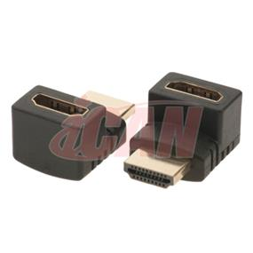 iCAN Right Angle HDMI M/F Adapter 270 Right (ADP HDMI-MF-R)