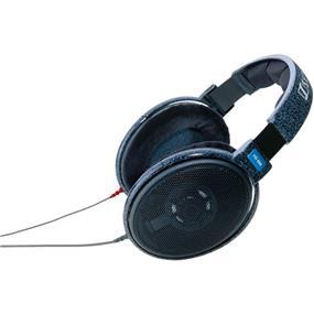 Sennheiser HD 600 - Open Dynamic Circumaural Hi-Fi/Professional Stereo Headphones - 12-39,000 Hz, 300 Ohm