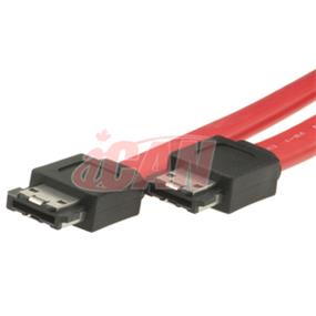 iCAN Long Premium Shielded External SATA Date Cable - 6 ft. (SATA 3G-E80)