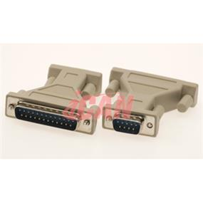 iCAN DB9 Male/ DB25 Male Adapter (ADP 9M25M)