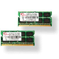 G.SKILL SQ Series 4GB (2x2GB) DDR3 1066MHz CL7 SODIMM Memory (F3-8500CL7D-4GBSQ)
