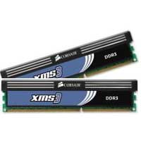 Corsair XMS3 Classic 4GB (2x2GB) DDR3 1600MHz CL9 DIMMs, Optimized for Core i5, i7 and Core 2 (CMX4GX3M2A1600C9)