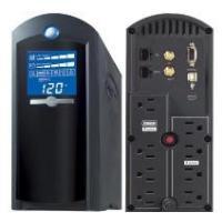 CyberPower CP1350AVRLCD 1350VA GreenPower AVR LCD UPS System