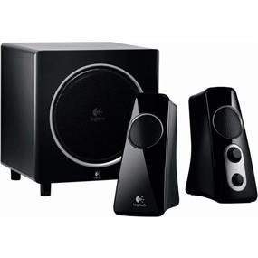 Logitech Z523 (980-000319) -- 2.1 Stereo Speaker System (Retail Box)