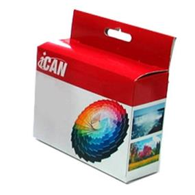 iCAN Compatible Canon BCI-3eBK Black Ink Tank