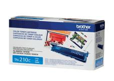 Brother TN210C Cyan Toner Cartridge - 1400 Pages