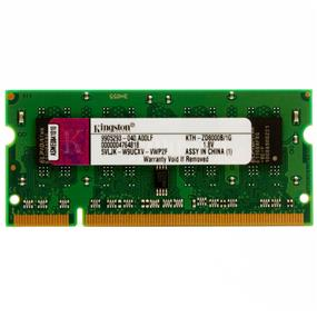 Kingston 1GB DDR2 667MHz SODIMM, System Specific Memory for HP/Compaq (KTH-ZD8000B/1G)
