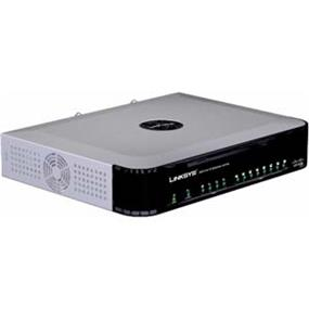Cisco SPA8000, 8-port IP Telephony Gateway