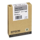 Epson T6057 Light Black UltraChrome K3 110ml Ink Cartridge