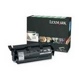 Lexmark T650H11A High Yield Return Program Black Toner Cartridge