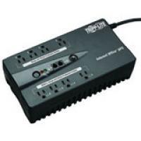 Tripp Lite Internet Office (INTERNET600U) 600VA Mini Desktop UPS - 600VA/300W - 3 Minute Full Load - 8 x NEMA 5-15R