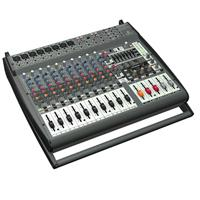 Behringer Europower PMP4000 - 1,600-Watt 16-Channel Powered Mixer with Multi-FX Processor and FBQ Feedback Detection System