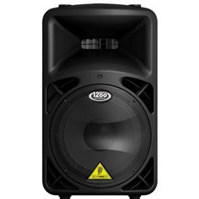 "Behringer Eurolive B812NEO Professional Speaker - DSP-Controlled 1,200-Watt 12"" PA Speaker System with Neodymium Speakers and Integrated Mixer"