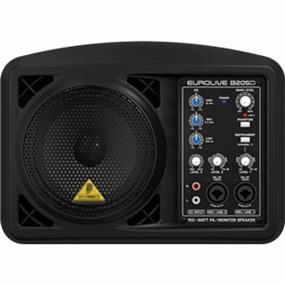 Behringer Eurolive B205D Professional Speaker - Active 150-Watt PA/Monitor Speaker System