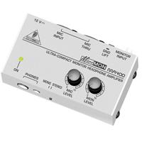 Behringer MicroMON MA400 - Ultra-Compact Monitor Headphone Amplifier