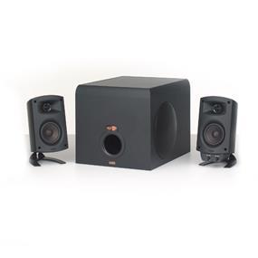 Klipsch ProMedia 2.1 Computer Speaker System -- 160W RMS