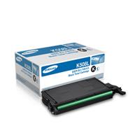 Samsung CLT-K508L Black Toner Cartridge