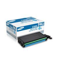 Samsung CLT-C508L/SEE Cyan Toner Cartridge