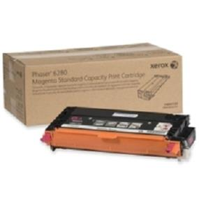 Xerox Yellow Toner Cartridge (106R01390) For Printer 6280N/DN