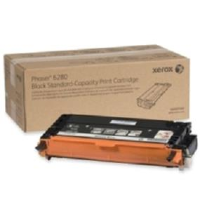 Xerox Black Toner Cartridge (106R01391) For Printer 6280N/DN