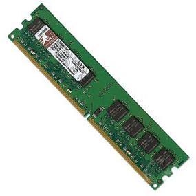 Kingston ValueRAM 2GB DDR2 800MHz CL6 DIMM (KVR800D2N6/2G)