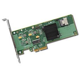 LSI MegaRAID SAS 9211-4i SG Controller Card