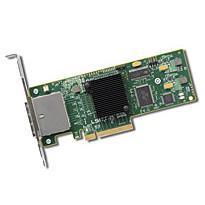 LSI LSI00188 SAS 9200-8e SGL 8 Ports External PCI Express 2.0 Controller Card