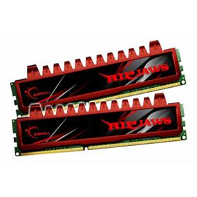 G.SKILL Ripjaws Series DDR3 1600MHz (PC3-12800) 8GB (2x4GB) Dual Channel Kit (F3-12800CL9D-8GBRL)