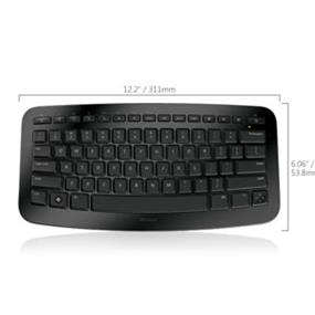 Microsoft (J5D-00003) Arc Wireless Keyboard w/Nano 2.4GHz Transceiver
