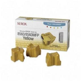 Xerox Yellow 3 Sticks Solid Ink (108R00725) for Phaser 8560/8560MFP