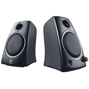 Logitech Z130 (980-000417) -- 2.0 Speaker System 5W