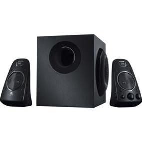 Logitech Z623 (980-000402) -- 2.1 Stereo Speaker System (Retail Box)