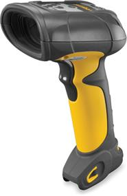 Symbol (Motorola) DS3508 Rugged Image/Barcode Scanner, USB, Black/Yellow (DS3508-SR20005R)