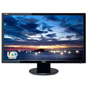 "ASUS VE247H, 23.6"" Widescreen LED Monitor,"