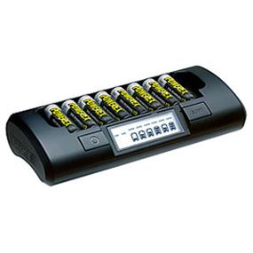 Powerex MH-C801D Eight Cell 1-Hour Smart Charger - 8 independent channels