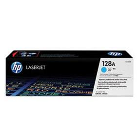 HP 128A (CE321A) Cyan Original LaserJet Toner Cartridge