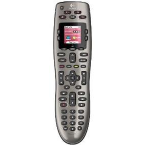 Logitech (915-000160) Harmony 650 Advanced Universal Remote - Silver