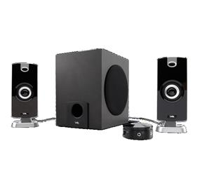 Cyber Acoustics 2.1 Speaker System (CA-3090)