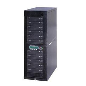 Kanguru Standalone 11-Target DVD/CD Duplicator with 250GB Hard Drive (DVDDUPE-SHD11)