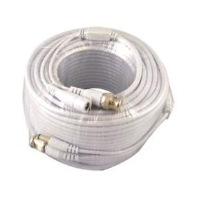 Vonnic CB100W 100ft BNC + Power Connectors Siamese RG59 Cable